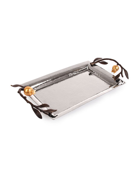 Michael Aram Pomegranate Mini Tray