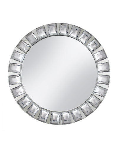 Mirror Charger with Big Bead Trim, 13