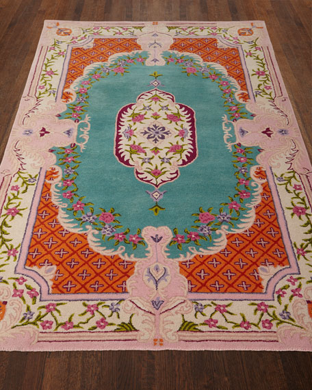 Safavieh Jeffers Hand-Tufted Rug, 4' x 6' and