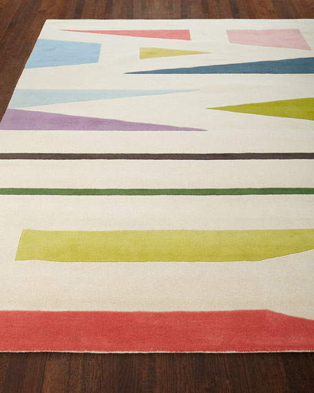 Family Expressions Hand-Tufted Rug, 8' x 10' and