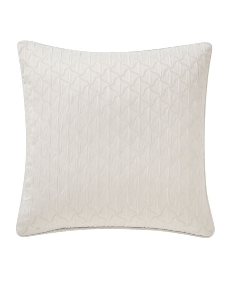 "Celine Square Decorative Pillow, 18""Sq."