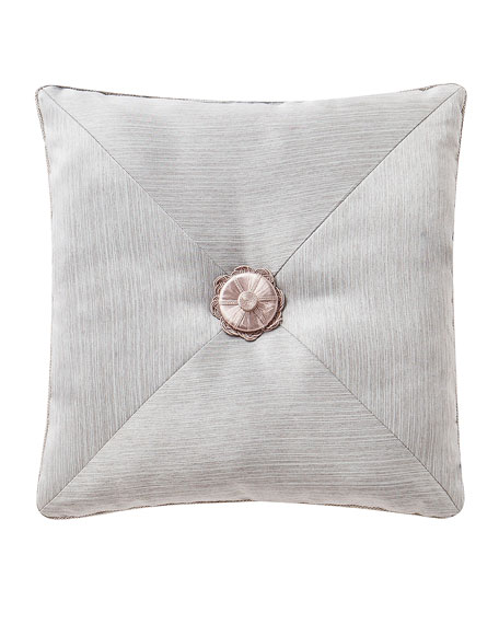 "Farrah Square Decorative Pillow, 18""Sq."