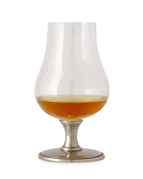 Match Bourbon Glass