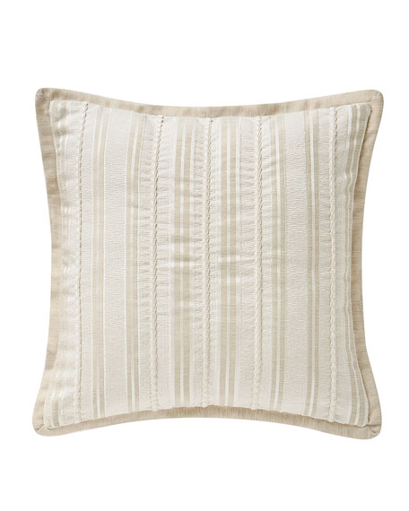 "Lancaster Square Decorative Pillow, 14""Sq."