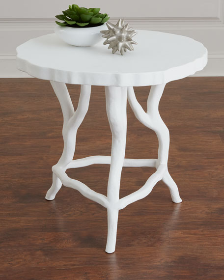 Arbor Round Side Table