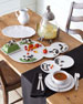 Image 2 of 6: Meadow Cheese Plates, Set of 4