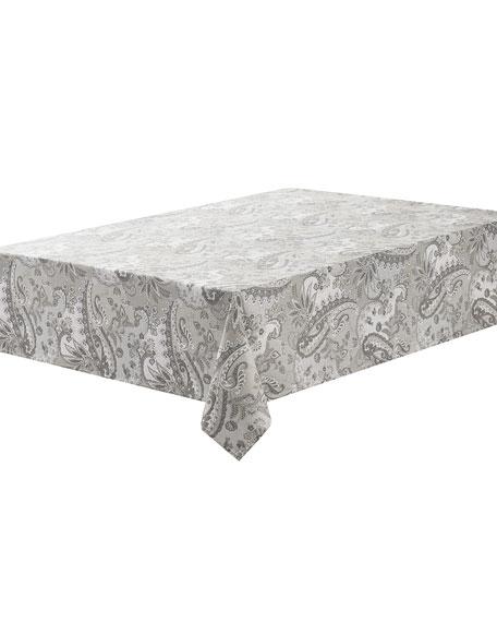 """Taylor Tablecloth, 60"""" x 126"""""""
