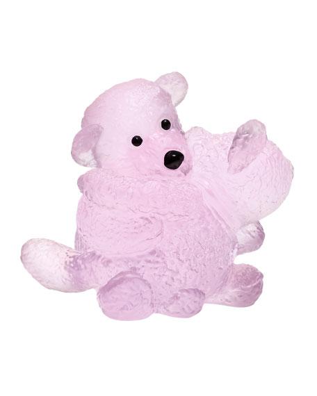 Twin Bears, Pink