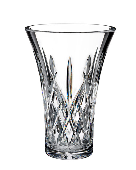 "Araglin Flared Vase, 8"""