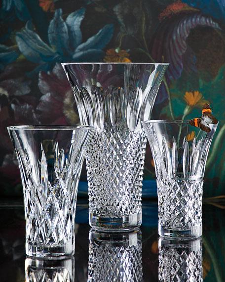 "Tramore Flared Vase, 8""T"