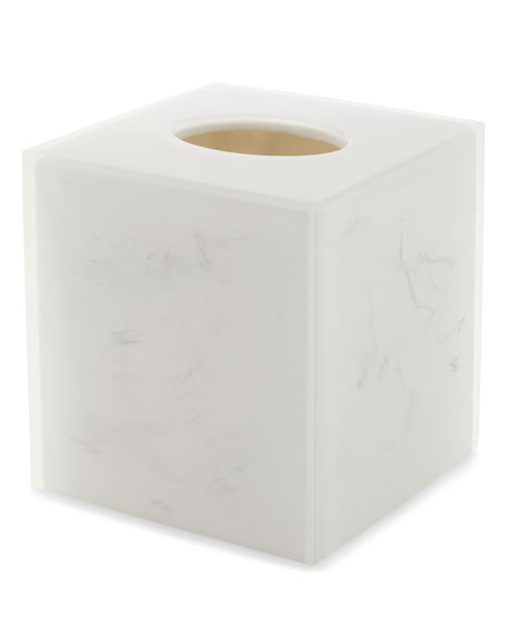 Kassatex Ducale Tissue Box Holder