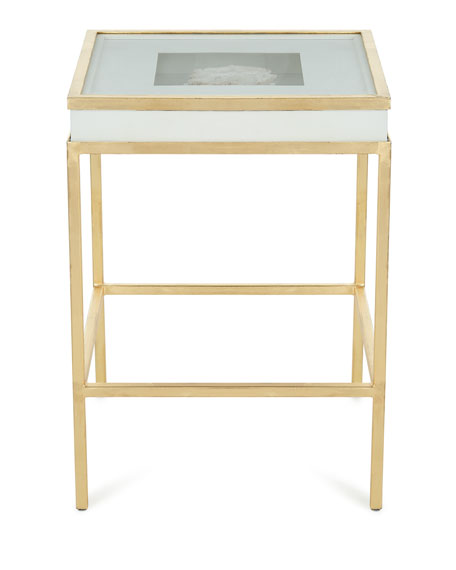 Picture Frame Side Table