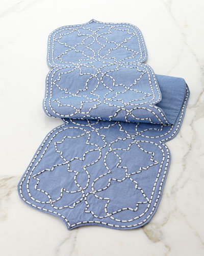 Arabesque Table Runner