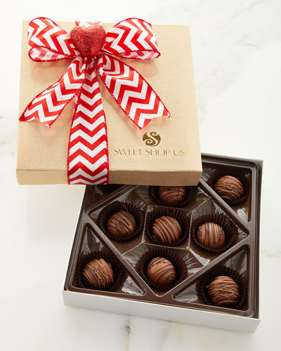 Crazy in Love 9-Piece Chocolate Box