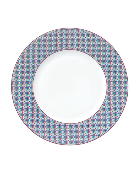 Hermès Tie Set Dinner Plate - H City