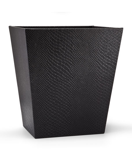 Labrazel Conda Wastebasket, Black and Matching Items