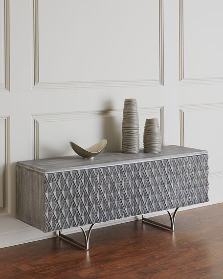 Noelle Floating Entertainment Console