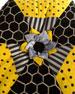 Honeycomb Footstool