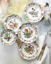 Paco Real Bread and Butter Plates, Set of 4