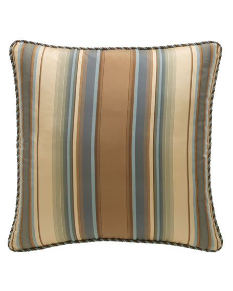 Bella Lagoon Throw Pillow