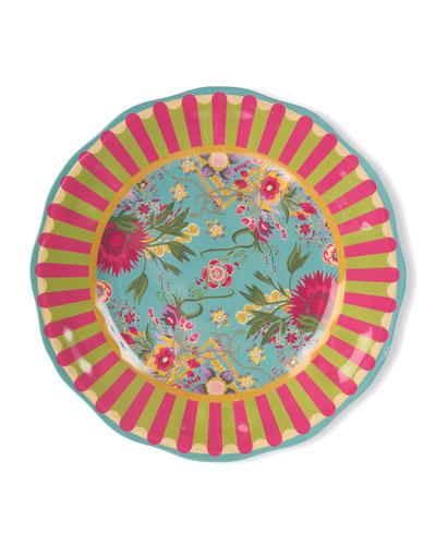 Florabundance Dinner Plates, Set of 4