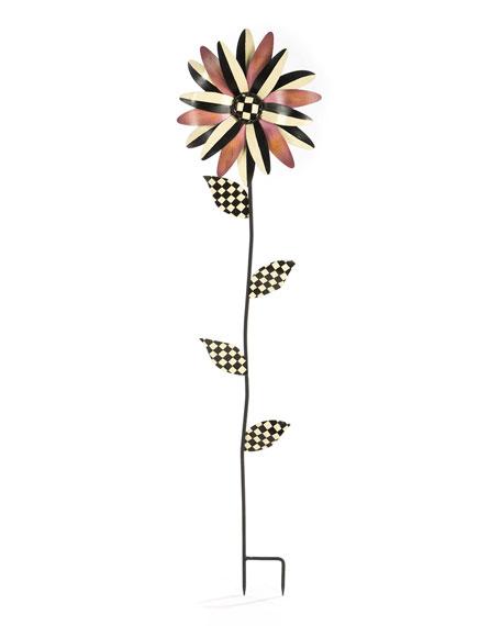 Flower Stake, Pink