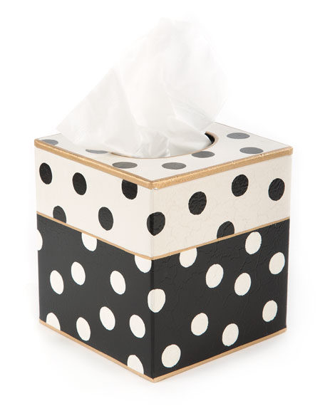 Dot Boutique Tissue Holder