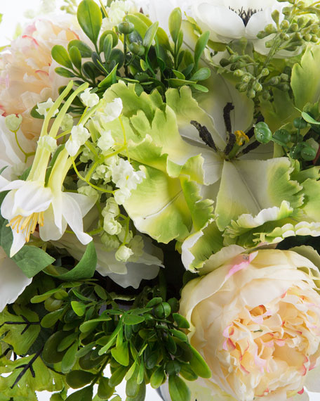 Sweetbriar Compote Centerpiece