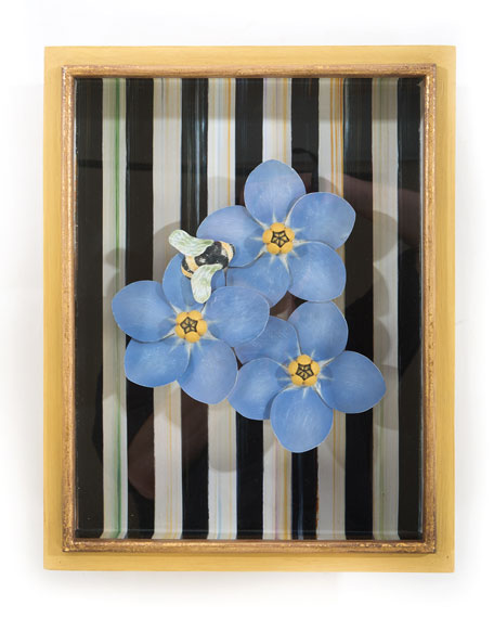 Forget-Me-Not Shadow Box
