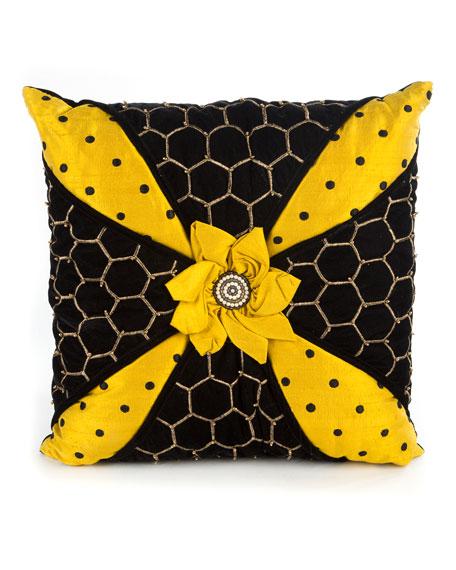 Honeycomb Pillow