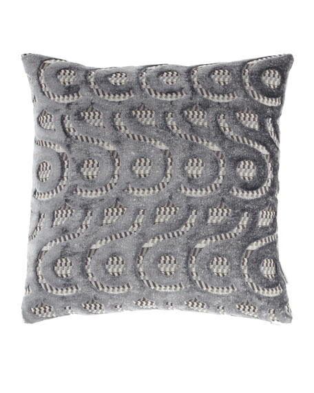 Latticino Decorative Pillow