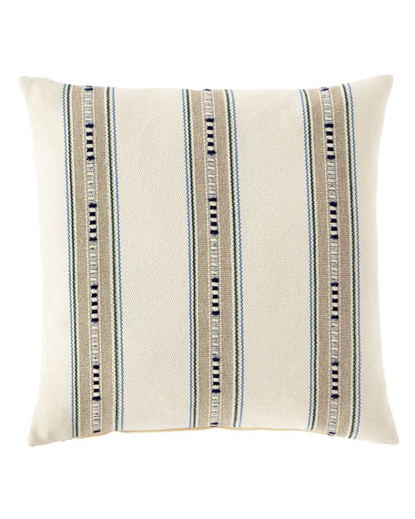 Emerson Natural Knife Edge Pillow