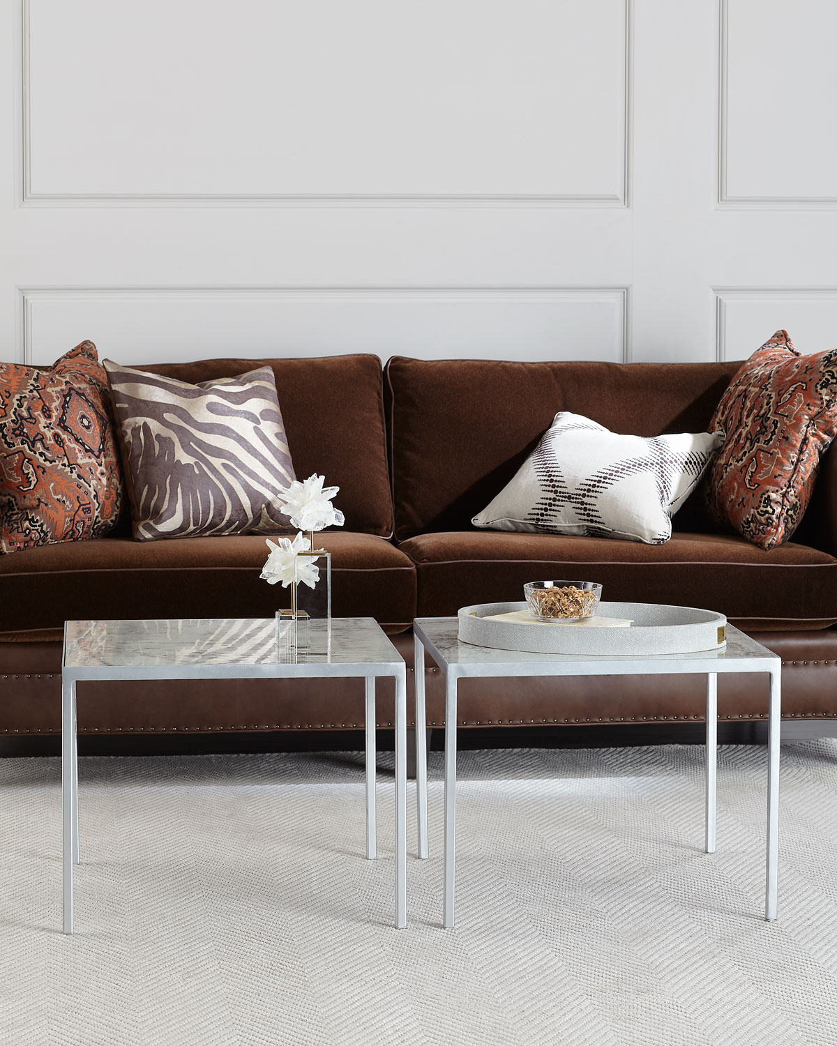 Gossamer Bunching Coffee Table