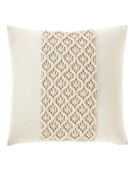 Handmade Middle Panel Pillow