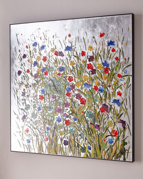 Ja Ding's Spring Blossoms Wall Art