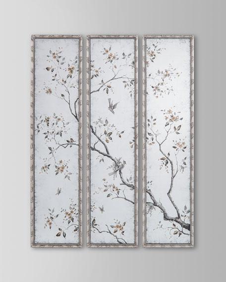 Pesaro Mirrors, Set of 3