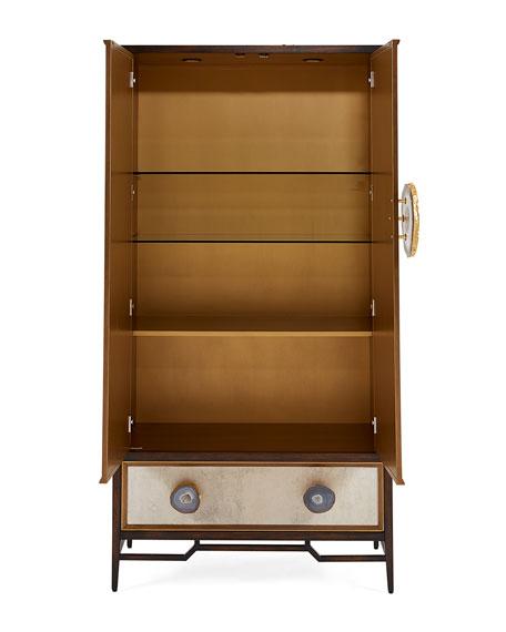 Mercia Bar Cabinet
