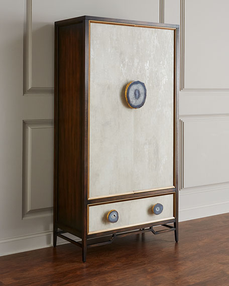 John-Richard Collection Mercia Bar Cabinet