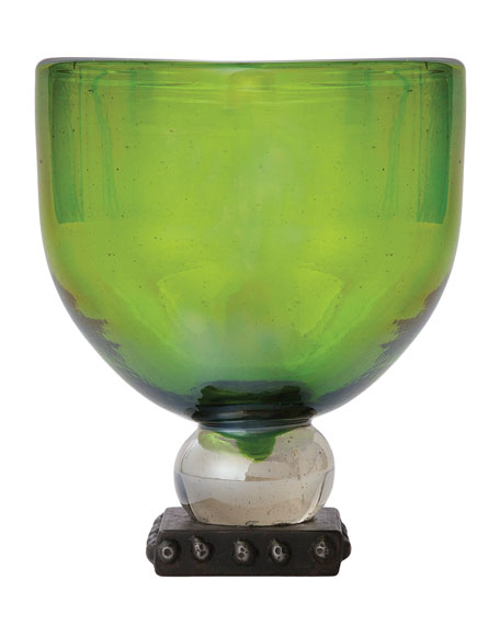 Jan Barboglio Todo Multipurpose Goblet, Green