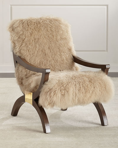 Angelo Sheepskin Chair