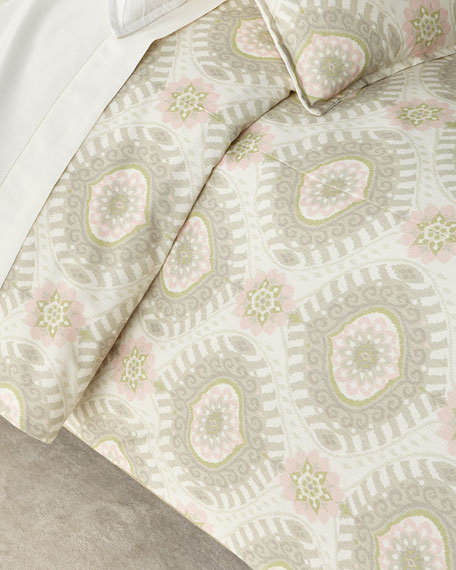 Isabella Collection Lisette Queen Duvet and Matching Items