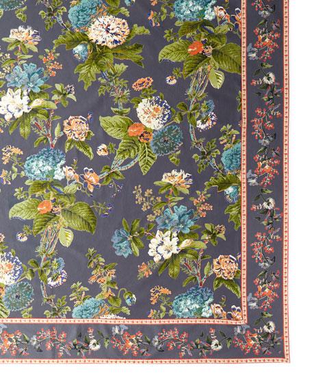 Handprint Chelsea Neel Tablecloth, 60
