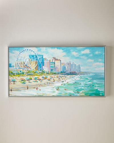 Atlantic City Wall Art