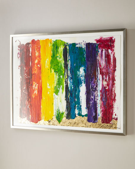 Rainbows End  Wall Art