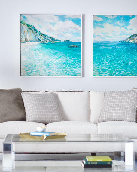 Crystal Cove Wall Art, Set of 2