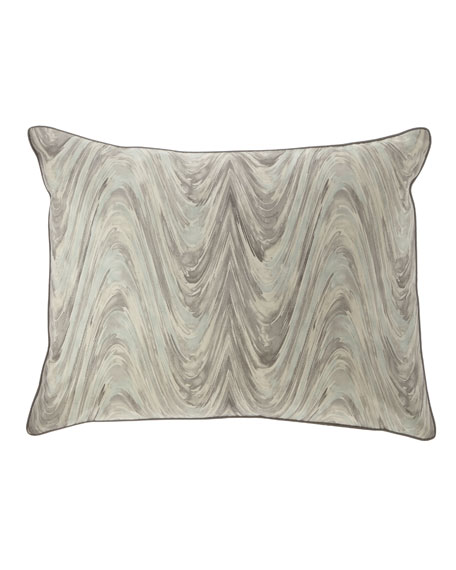 Jane Wilner Designs Tides King Sham