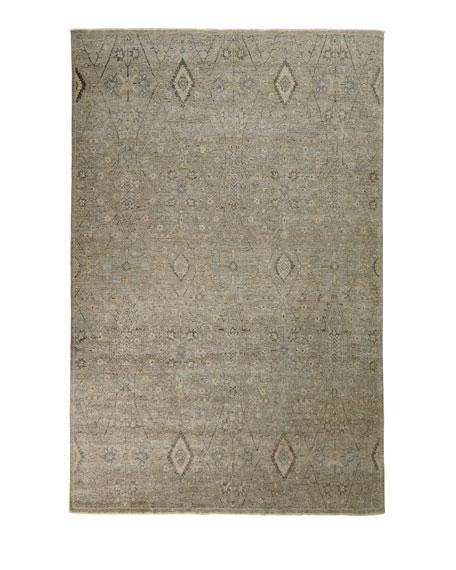 Zuriel Hand-Knotted Rug, 10' x 14'