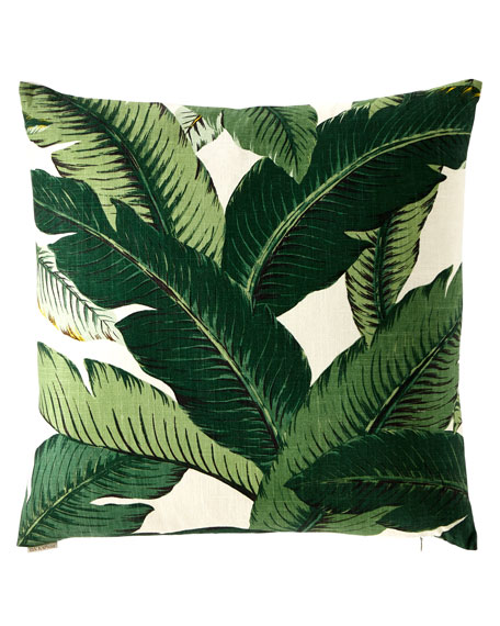 D.V. Kap Home Tropics Decorative Pillow and Matching