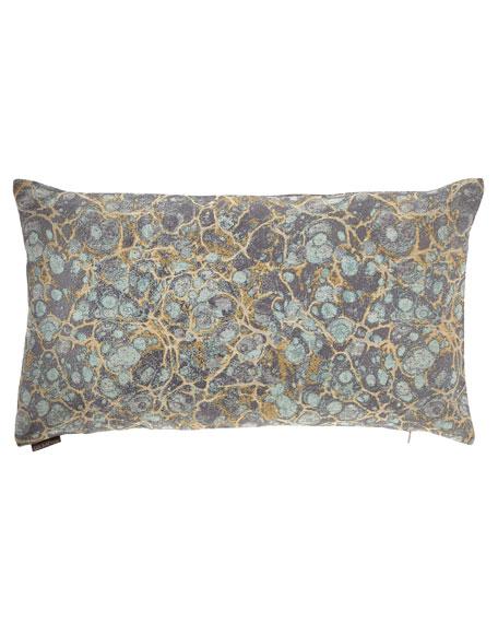 D.V. Kap Home Terrazo Mist Bolster Pillow