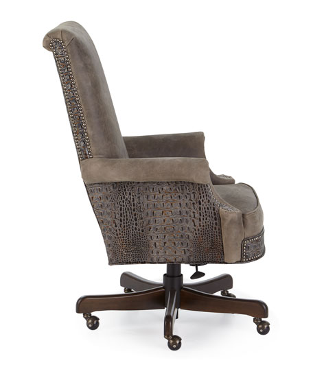 Arturo Leather Office Chair